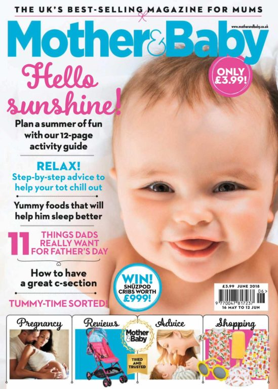 Mother & Baby UK – June 2018
