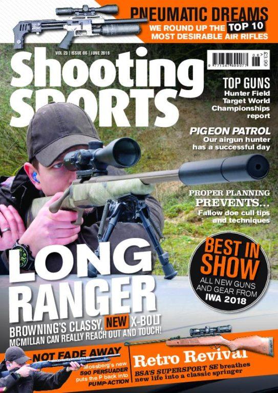 Shooting Sports UK – June 2018