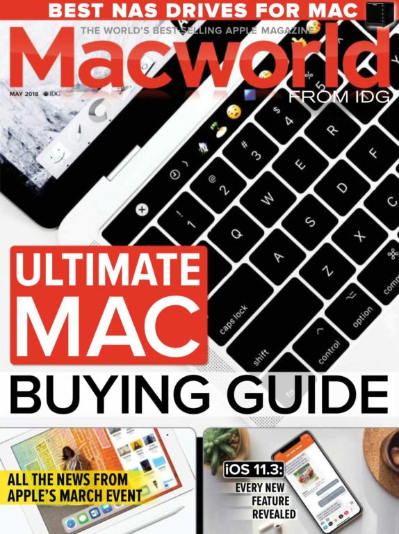Macworld UK – 01.05.2018