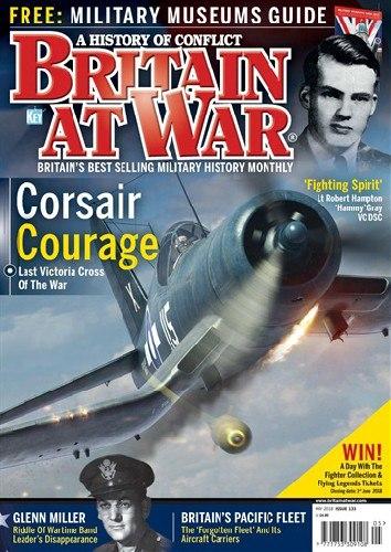 Britain At War Magazine – Issue 133 (May 2018)