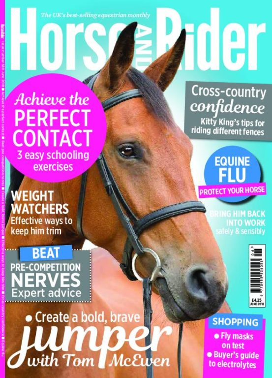 Horse & Rider UK – June 2018