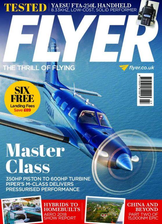 Flyer UK – July 2018