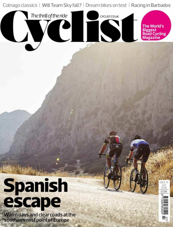 Cyclist UK – July 2018