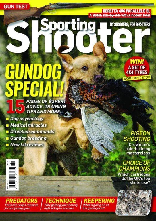 Sporting Shooter UK – July 2018