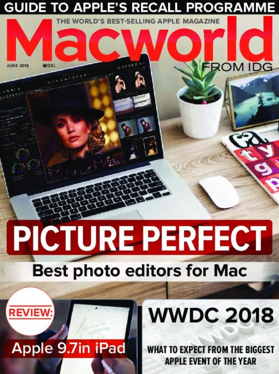 Macworld UK – June 2018