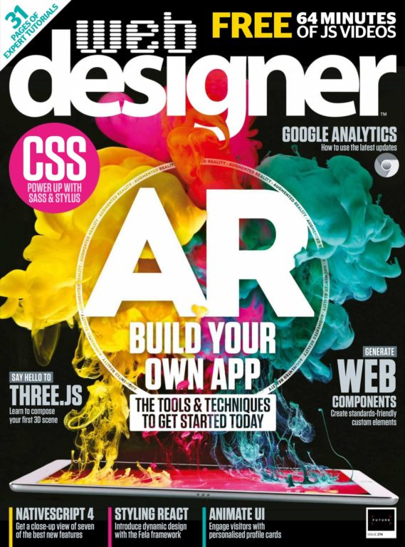 Web Designer UK – October 2018