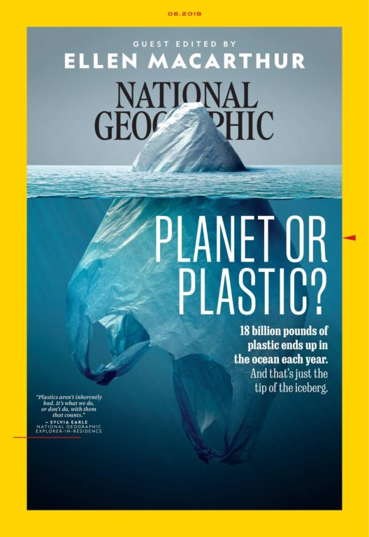 National Geographic UK — June 2018