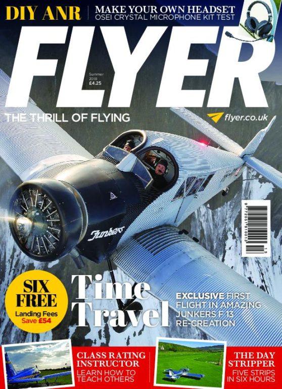 Flyer UK – August 2018