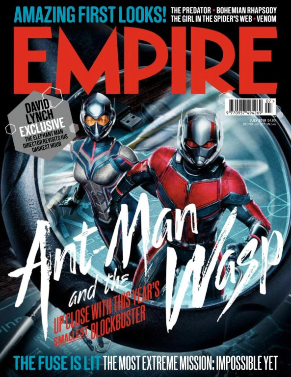 Empire UK – July 2018