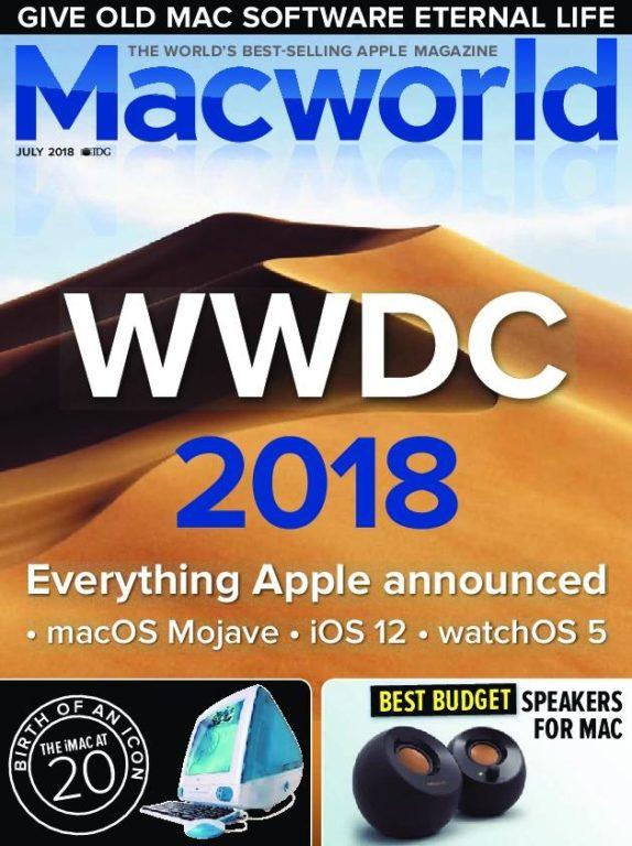 Macworld UK — 01.07.2018