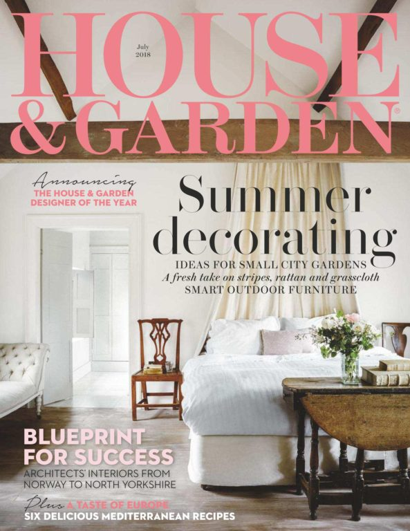 House & Garden UK – July 2018