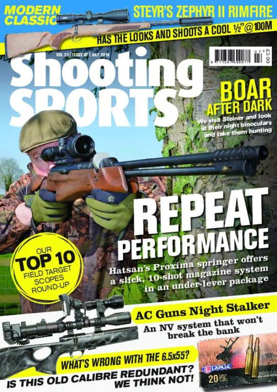 Shooting Sports UK – July 2018