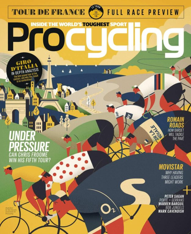 Procycling UK – July 2018
