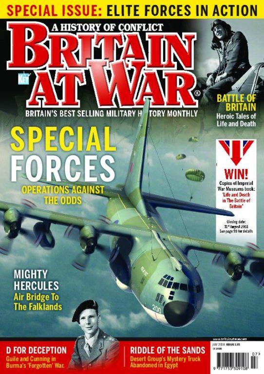 Britain At War – July 2018