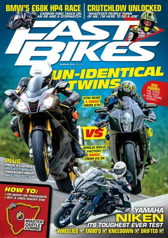 Fast Bikes UK – July 2018