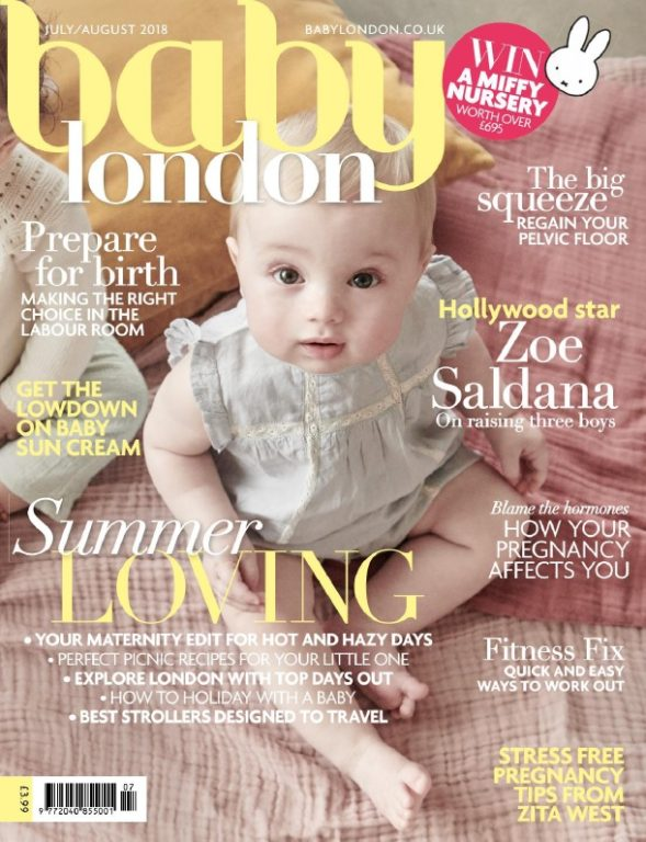 Baby London – July-August 2018