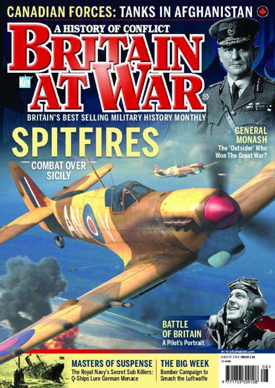 Britain At War – August 2018