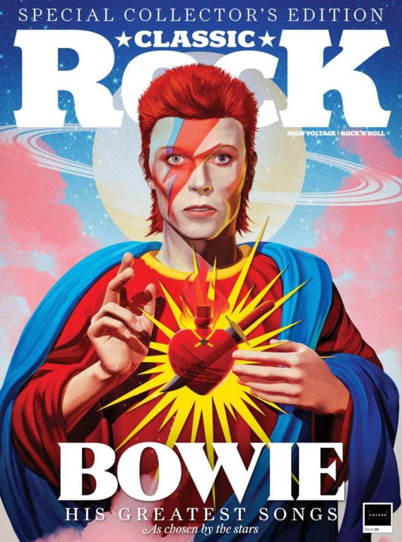 Classic Rock UK Special Collector's Edition – July 2018