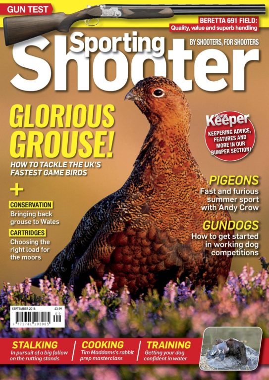 Sporting Shooter UK – August 2018