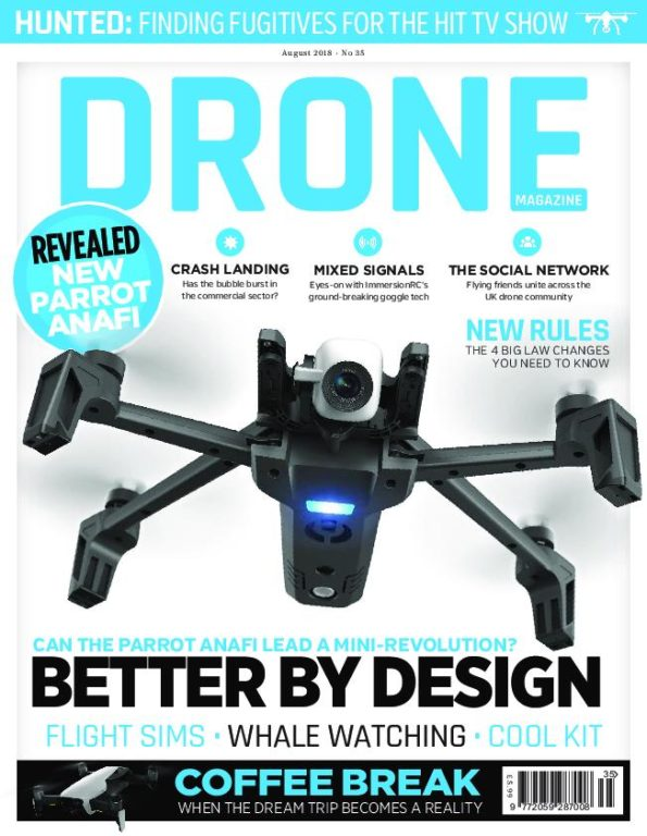 Drone Magazine UK – July 2018