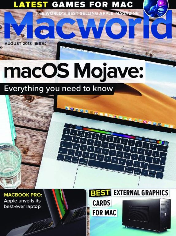 Macworld UK – August 2018