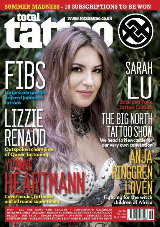 Total Tattoo – 01.08.2018