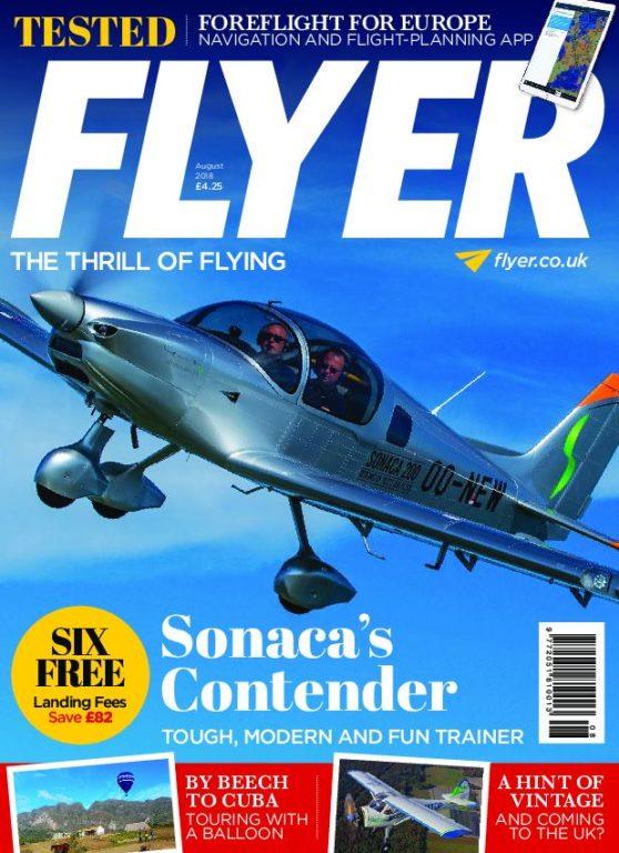 Flyer UK – September 2018