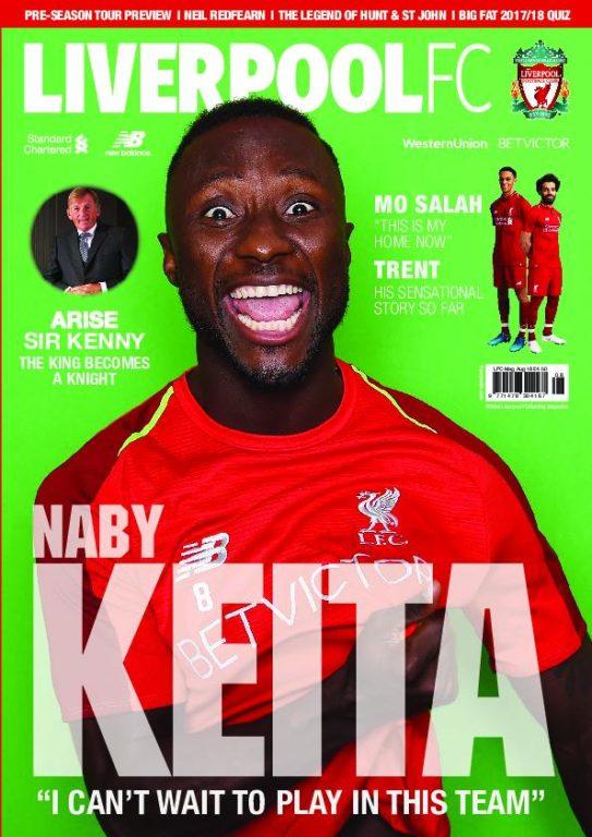 Liverpool FC Magazine – August 2018