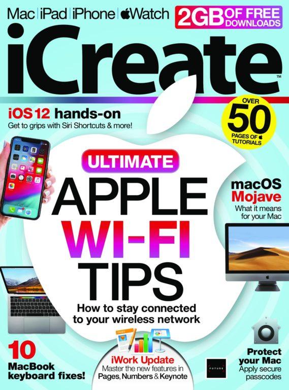ICreate UK – August 2018