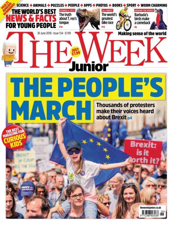 The Week Junior UK – 30 June 2018