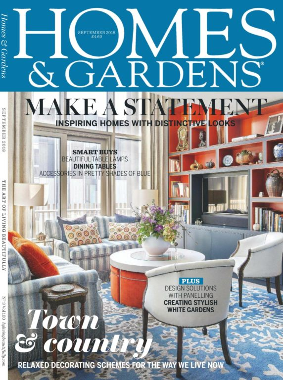Homes & Gardens UK – September 2018
