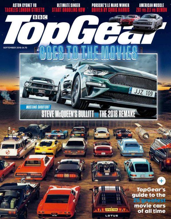 BBC Top Gear UK – September 2018