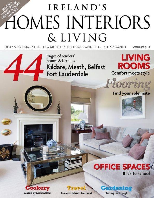 Ireland's Homes Interiors & Living – September 2018