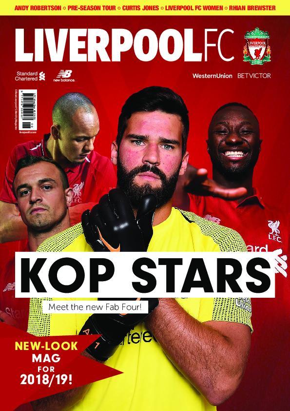 Liverpool FC Magazine – September 2018