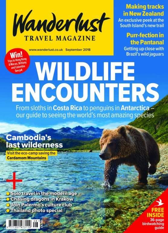 Wanderlust UK – September 2018