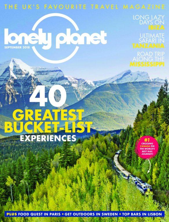 Lonely Planet Traveller UK – September 2018