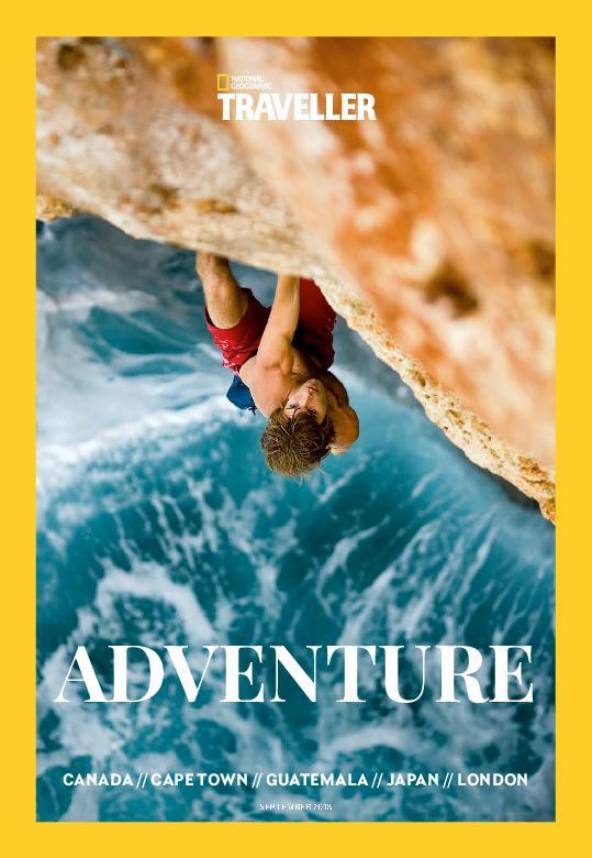 National Geographic Traveller UK – September 2018