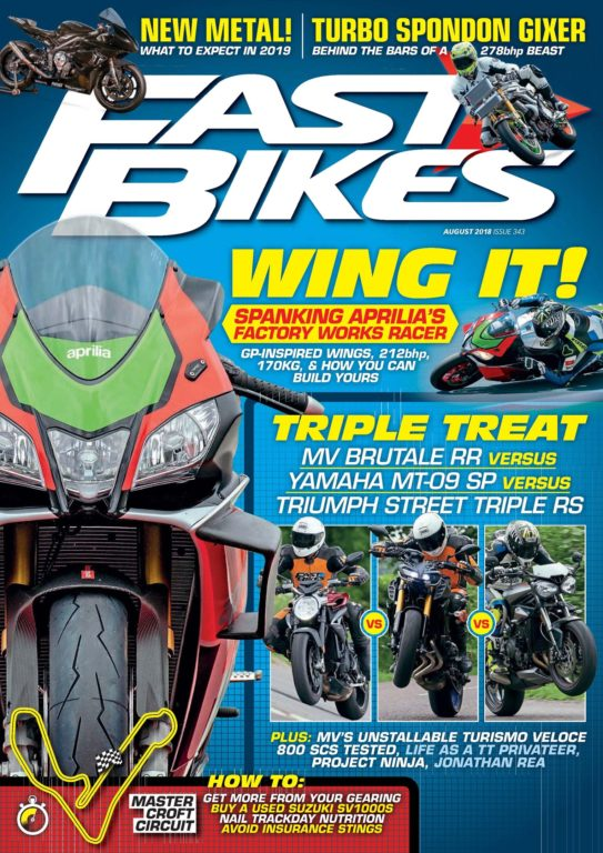 Fast Bikes UK – September 2018