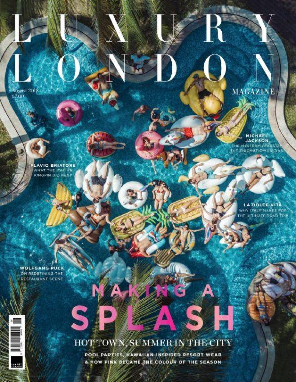 Luxury London – August 2018