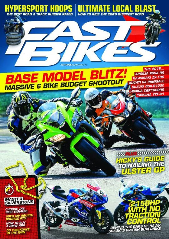 Fast Bikes UK – October 2018