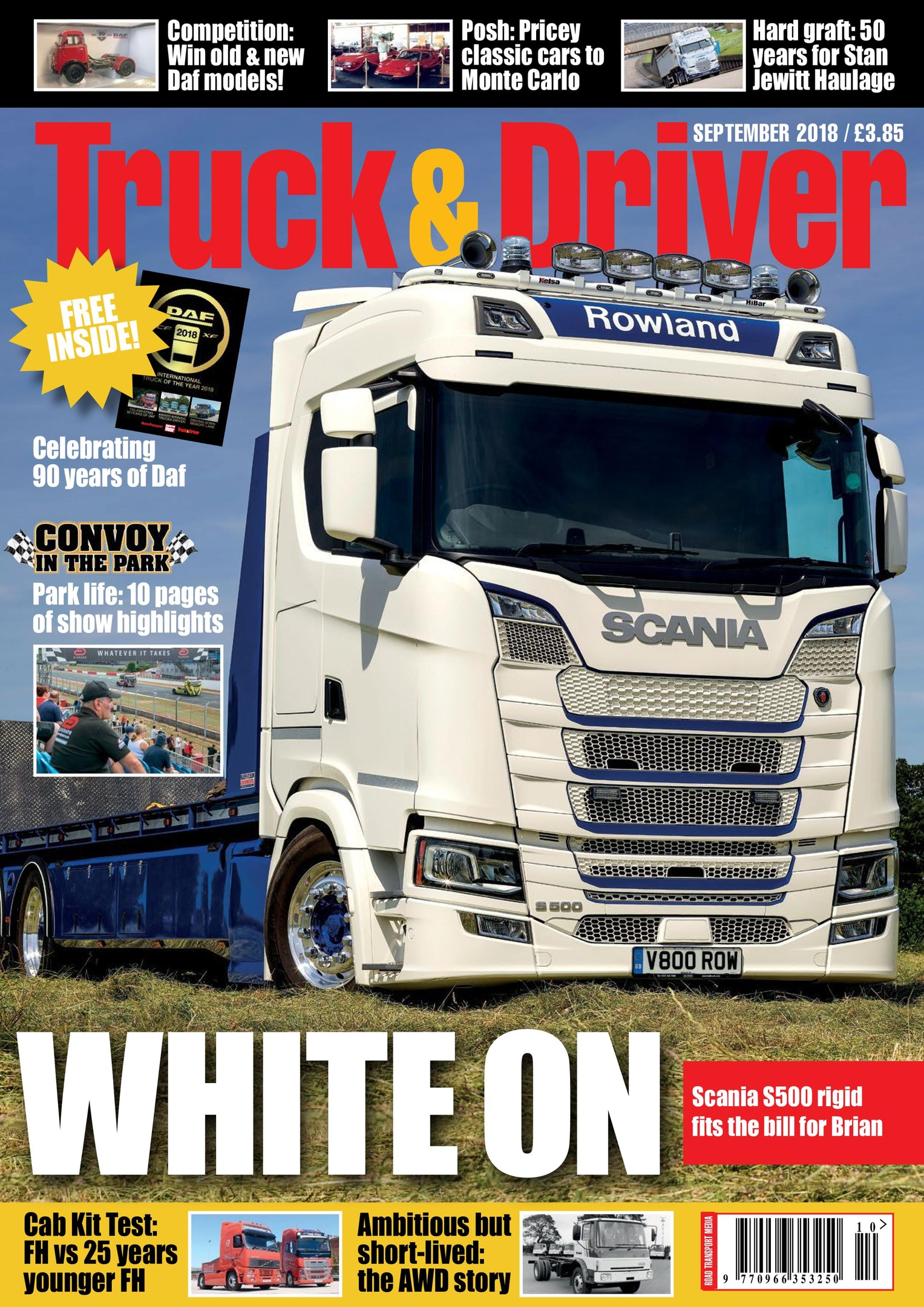 Truck & Driver UK – October 2018