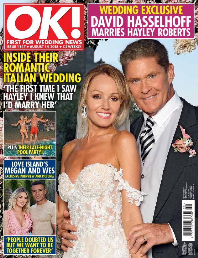 OK! Magazine UK – 13 August 2018