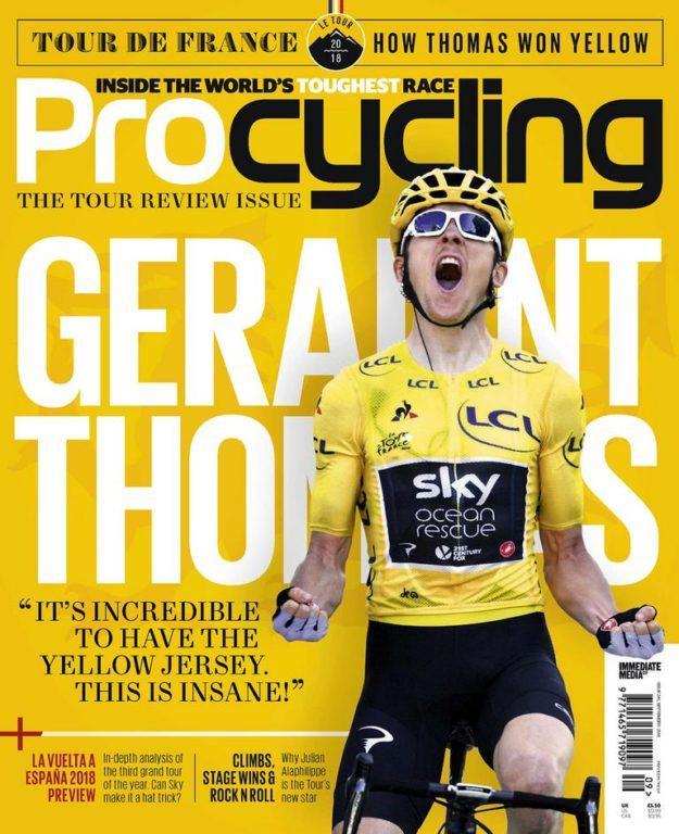 Procycling UK – September 2018