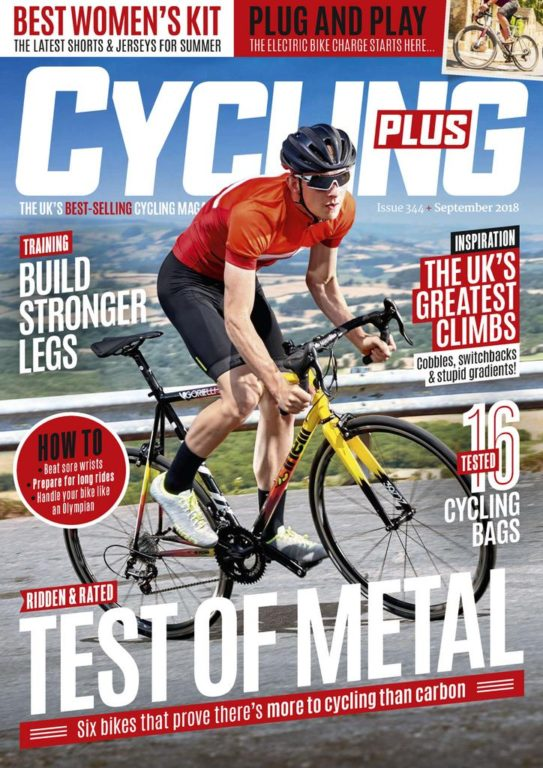 Cycling Plus UK – September 2018