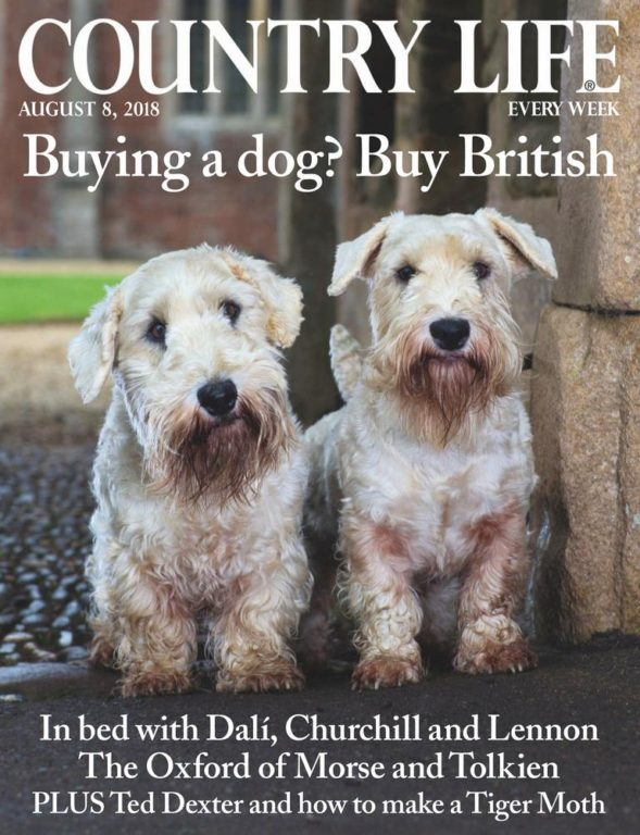 Country Life UK – August 08, 2018