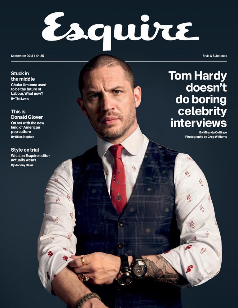 Esquire UK – September 2018