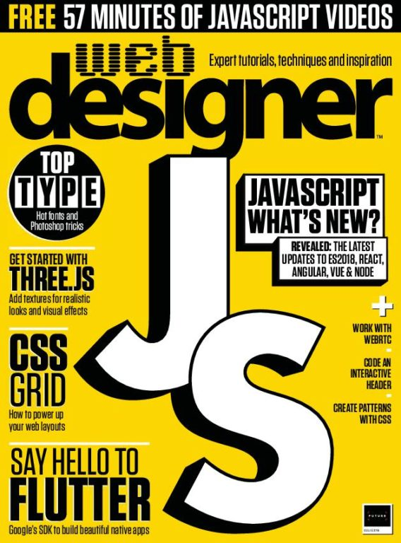 Web Designer UK – September 2018