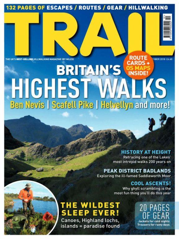 Trail UK – October 2018