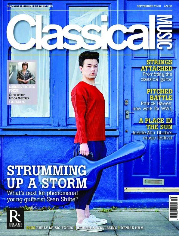 Classical Music – 01.09.2018