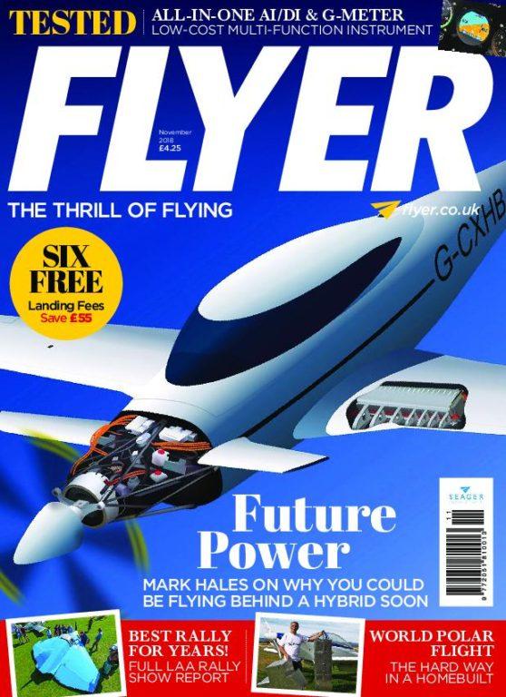 Flyer UK – November 2018